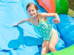 water slide rentals in plano TX
