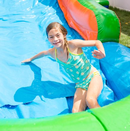 water slide rentals in plano TX