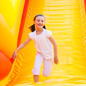 party slide rental