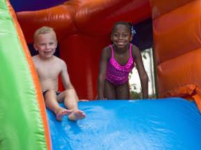 party slide rentals in DFW